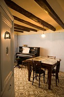 Birthplace of Pau Casals, El Vendrell. Costa Dourada, Catalonia. Spain
