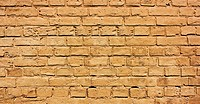 vintage brown textured brick wall