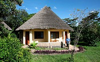 The Massai mara natural park in kenya is a famous location for tourists to visit Their are several luxury lodges in and around the park where one can ...