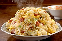 Large Serving of Fried Rice