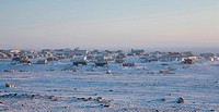 Gojahaven is a town in the far north of canada where 1000 IInuits are living During wintertimes the average temperatures are around minus 40 to minus ...
