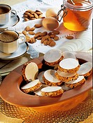 Almond nougat, Spain, recipe available for a fee