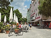 Münchner Freiheit meaning Munich liberty or Munich freedom is a busy town square in the Schwabing district of Munich near the famous English garden  S...