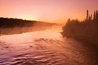 Clearwater River, Clearwater River Provincial Park, Northern Saskatchewan, Canada