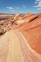 Colorful Sandstone, Coyote Buttes South, Arizona, USA