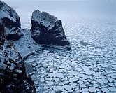 Berthing ice