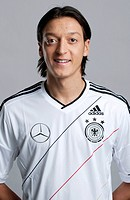 Mesut Oezil, at the official portrait photo session of the German men´s national football team, on 14.11.2011, Hamburg, Germany, Europe