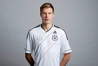 Holger Badstuber, at the official portrait photo session of the German men´s national football team, on 14.11.2011, Hamburg, Germany, Europe