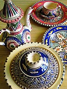 Handmade Ceramics from Tunisia