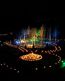 Shimokawa Ice Candle Festival