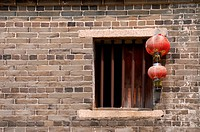 Abstract of traditional Chinese house