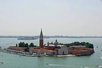 San Giorgio Maggiore, Venice, Italy, Europe