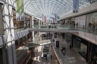 Eurovea Shopping Centre, Bratislava, Slovak Republic, Europe