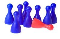 color pawn