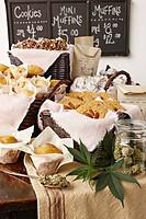 Marijuana Bakery