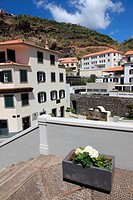 downtown of Ponta do Sol, former called Baia do Sol, Madeira, Portugal, Europe