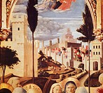 Deposition from the Cross, or Altarpiece from the Holy Trinity, 1432_1434, by Giovanni da Fiesole, known as Fra Angelico 1400_ca 1455, tempera on pane...