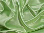 Elegant green ablaze satin background