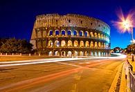 Colosseum in Twilight