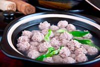 china delicious food__ meat ball