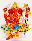 Indian or Hindu God Named Sankatahara Ganapati , Thailand