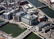 CLARION HOTEL AND CITY QUARTER OFFICES, CORK, IRELAND, Architect SCOTT TALLON WALKER