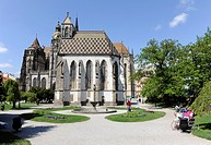 St. Michael Chapel, Kosice, Slovakia, Europe