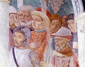 Italy - Piedmont Region - Serralunga di Crea (Alessandria province) - Sacro Monte di Crea (Sacred Mount of Crea, UNESCO World Heritage List, 2003) - B...