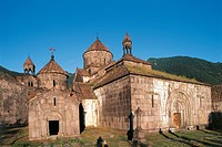 Armenia - Monasteries and Haghpat Sanahin (UNESCO World Heritage Site 1996, 2000). The Church of the Holy Sign (about X century)