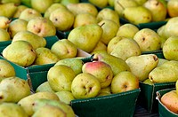 Pears for Sale at the Market