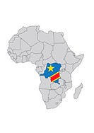 The Democratic Republic of the Congo, Africa