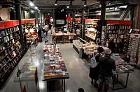 Italy, Emilia Romagna, Bologna, Coop bookstore ...