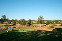 Golf course, White River, Mpumalanga
