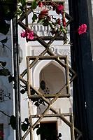 Rosenkreuzzaun
