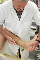 REFLEX SYMPTOMATOLOGY MAN