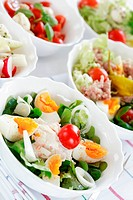 Small salads