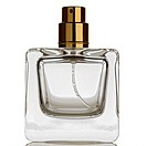 empty perfume bottle
