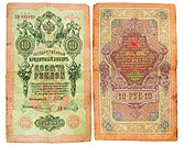 old rubles