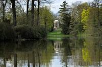 Temple of Venus, Woerlitzer Park, UNESCO World Heritage Site Dessau-Woerlitzer Gartenreich, Woerlitz, Saxony-Anhalt, Germany, Europe
