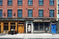Meat Packing District Tenement Buildings, New York City