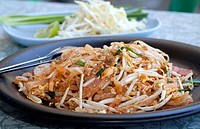 Pad Thai, Thai food in original style