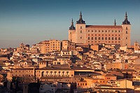 Old town of Toledo, Castilla la Mancha, Spain