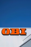 OBI logo, Bau- und Heimwerkermaerkte GmbH & Co. Franchise Center KG, building, DIY and home improvement store