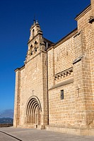 Church of Labastida, Alava, Basque Country, Spain