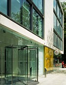 MET BUILDING, LONDON, UNITED KINGDOM, Architect ORMS