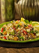 Tabouleh bulgur wheat salad