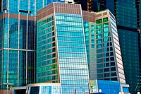 Skyscrapers of the International Business Centre