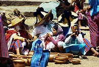 Oued Laou Morocco Berber Market