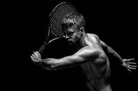 Sexy racket.