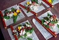 India Assam Guwahati Puja Flowers